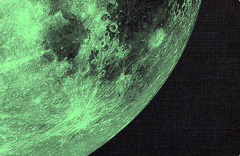 어둠 속 나에게 빛이 되어줄 밤하늘 패브릭 포스터 프로젝트 이미지 입니다.