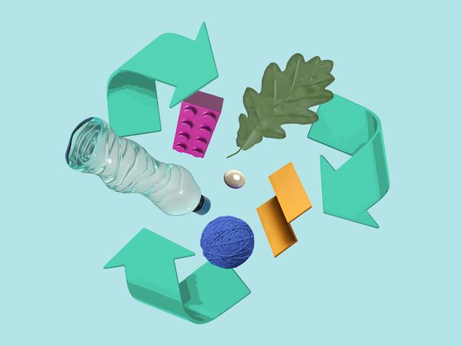 CLAP 3기 : Plastic 기획전 안내 이미지 입니다.